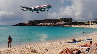 N631AA - Boeing 757-223 - American Airlines