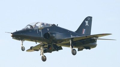XX160 - British Aerospace Hawk T.1 - United Kingdom - Royal Air Force (RAF)