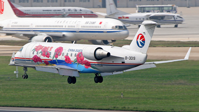 B-3019 - Bombardier CRJ-200ER - China Eastern Airlines