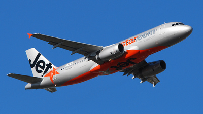 F-WWBH - Airbus A320-232 - Jetstar Airways