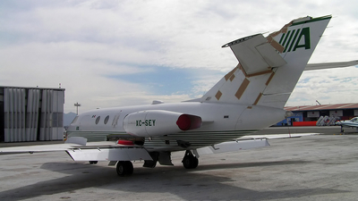 XC-SEY - Dassault Falcon 20 - Mexico - Government