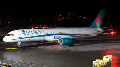 G-OOBI - Boeing 757-2B7 - First Choice Airways