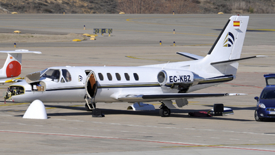 EC-KBZ - Cessna 550 Citation II - BKS Air