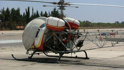 - Bell 47 - Chim-Nir Aviation