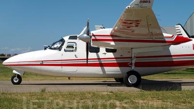 LV-LSA - Rockwell 500S Shrike Commander - Private