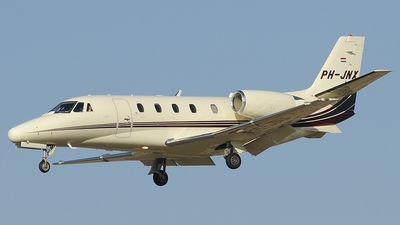 PH-JNX - Cessna 560XL Citation XLS - JetNetherlands