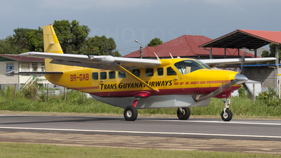 8R-GAB - Cessna 208B Grand Caravan - Trans Guyana Airways