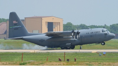 64-0504 - Lockheed C-130E Hercules - United States - US Air Force (USAF)