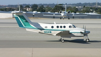 N5NW - Beechcraft 90 King Air - Private