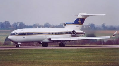 HZ-AB3 - Boeing 727-2U5(Adv) - Private