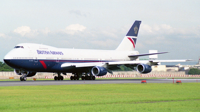 G-BDXP - Boeing 747-236B(M) - British Airways