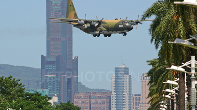 1302 - Lockheed C-130H Hercules - Taiwan - Air Force