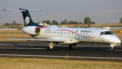 XA-HLI - Embraer ERJ-145MP - Aeroméxico Connect (Aerolitoral)