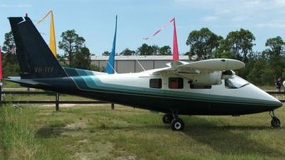 VH-IYF - Partenavia P.68B Victor - Private