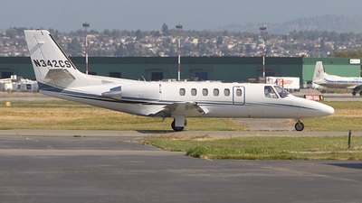 A picture of N342CS -  - [] - © Mike Head - Jet Wash Photos