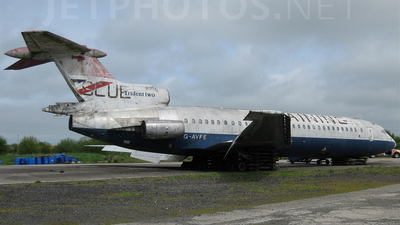 G-AVFE - Hawker Siddeley HS-121 Trident 2 - Private