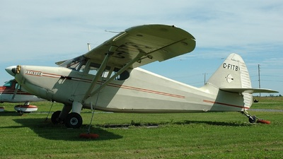 C-FITB - Stinson 108-2 Voyager - Private