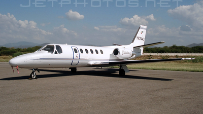 YV2443 - Cessna 550 Citation II - Private