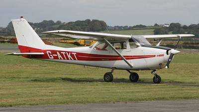 G-ATKT - Reims-Cessna F172G Skyhawk - Private