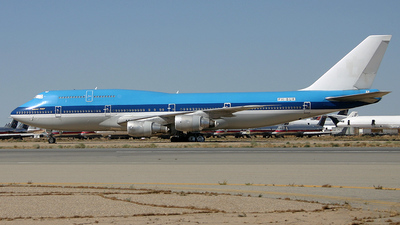 PH-BUR - Boeing 747-206B(SUD) - KLM Royal Dutch Airlines