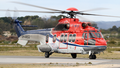 A picture of VHWEQ - AgustaWestland AW189 - CHC Helicopters Australia - © Brenden