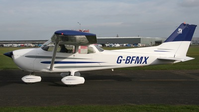 A picture of GBFMX - Cessna F172N Skyhawk - [1732] - © Jonathan Hartle