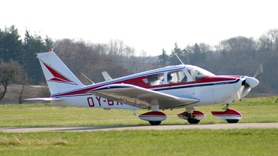 OY-BAB - Piper PA-28-235 Cherokee 235 - Private