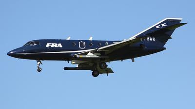 G-FRAR - Dassault Falcon 20D - Cobham Aviation Services