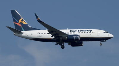 N751AL - Boeing 737-7Q8 - Sun Country Airlines
