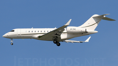 M-YSAI - Bombardier BD-700-1A11 Global 5000 - Private