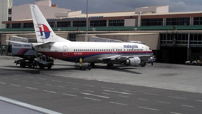 9M-MQM - Boeing 737-4H6 - Malaysia Airlines