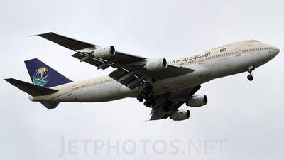 HZ-AID - Boeing 747-168B - Saudi Arabian Airlines