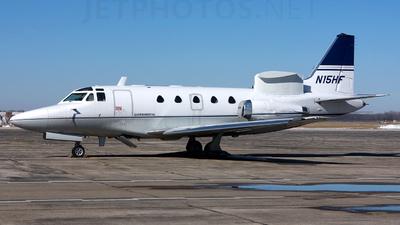 N15HF - North American Sabreliner 60A - Private