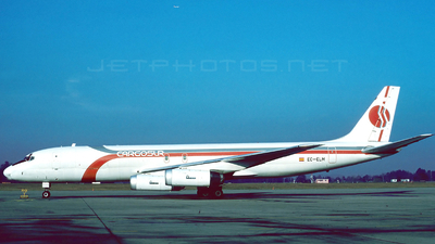 EC-ELM - Douglas DC-8-62(F) - Cargosur