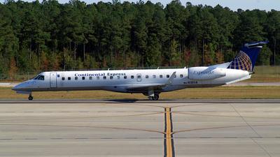 N18114 - Embraer ERJ-145XR - Continental Express (ExpressJet Airlines)