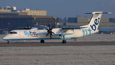 G-ECOE - Bombardier Dash 8-Q402 - Flybe