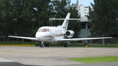 N614BG - Raytheon Hawker 800XP - Private