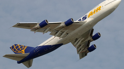 N522MC - Boeing 747-2D7B(SF) - Atlas Air