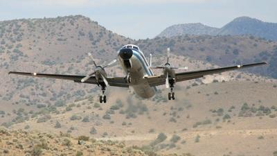A picture of N443AF - Fairchild Swearingen Metroliner - Ameriflight - © mike evans