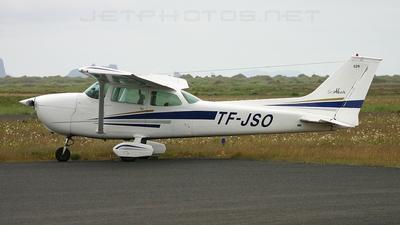 TF-JSO - Cessna 172M Skyhawk - Private