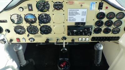 ZK-RJE - Tecnam P2002JF Sierra - Aero Club - Nelson