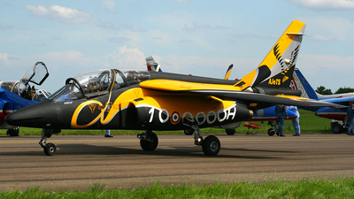 E23 - Dassault-Breguet-Dornier Alpha Jet E - France - Air Force
