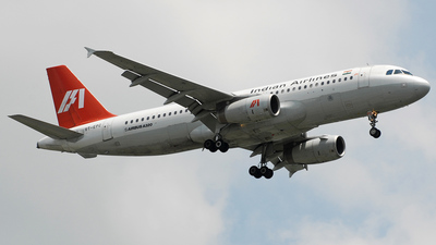VT-EPC - Airbus A320-231 - Indian Airlines