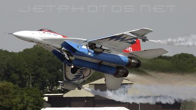 156 - Mikoyan-Gurevich MiG-29OVT Fulcrum E - Russian Aircraft Corporation MiG