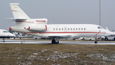 N900NB - Dassault Falcon 900C - Private