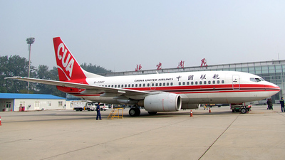 B-2997 - Boeing 737-7Q8 - China United Airlines
