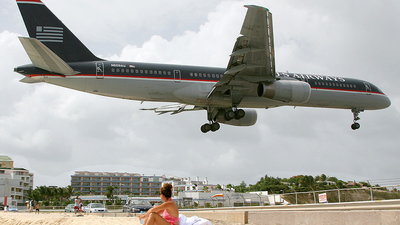 N609AU - Boeing 757-225 - US Airways