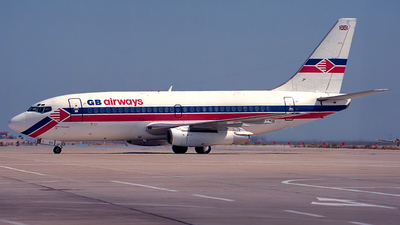G-BGDO - Boeing 737-236(Adv) - GB Airways