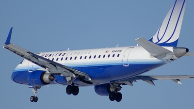 N643RW - Embraer 170-100SE - United Express (Shuttle America)