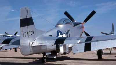 N510TT - North American P-51D Mustang - Private